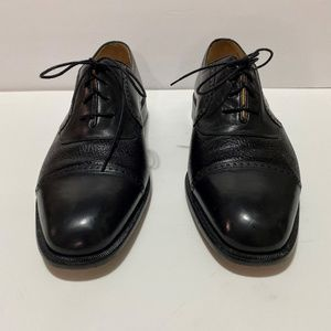 Mezlan Leather Wing Top Shoes Sz 12